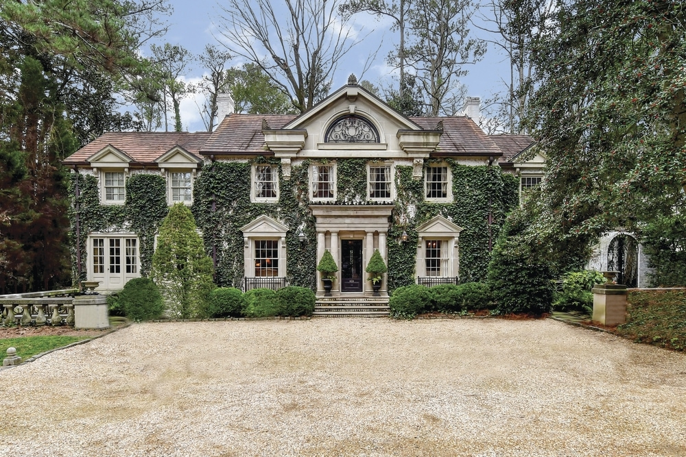 A Buckhead Storybook Abode Goes On Sale for $1,895,000