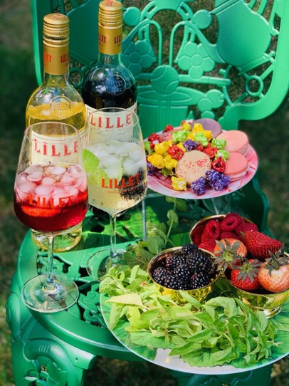 Enjoy Lillet your way responsibly