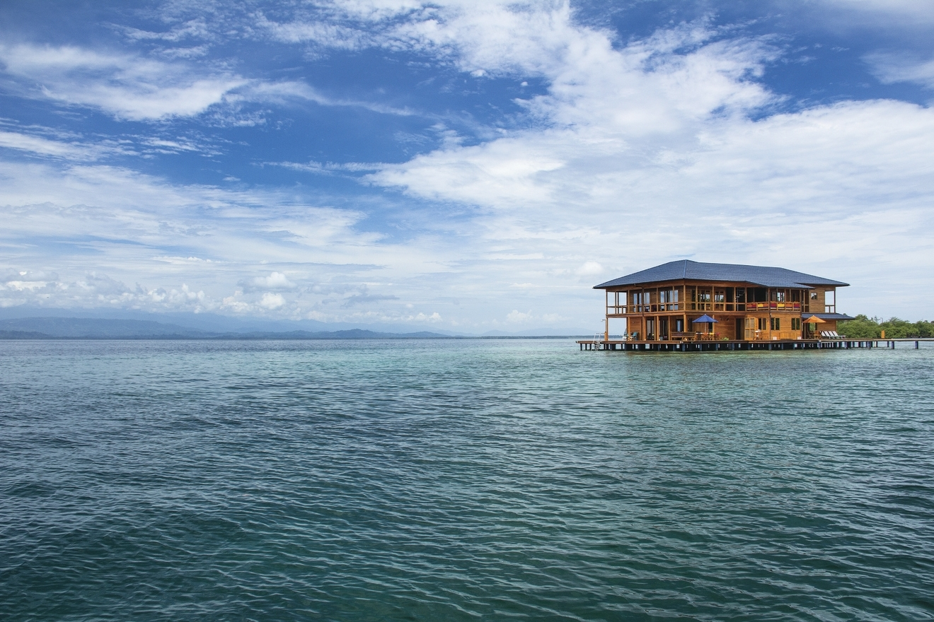 Going Private at Sweet Bocas Villa