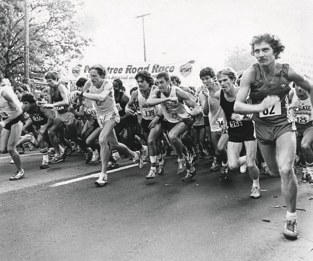 The AJC Peachtree Road Race Celebrated 50 Years