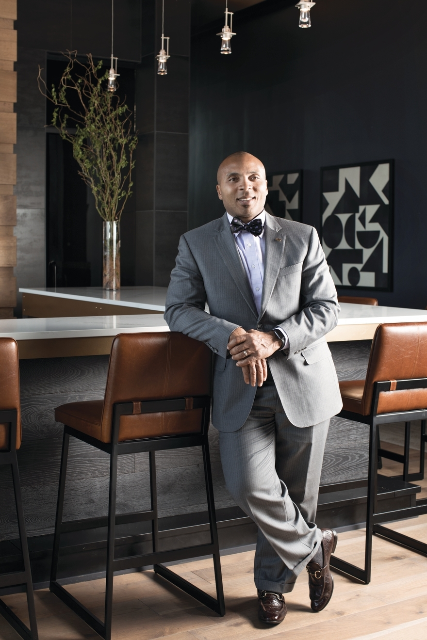 Anthony Flynn is the new COO of 100 Black Men of Atlanta Inc