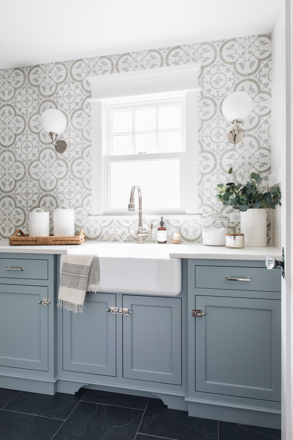 Rejuvenate With the Wallpaper Effect, Presented by The Tile Shop