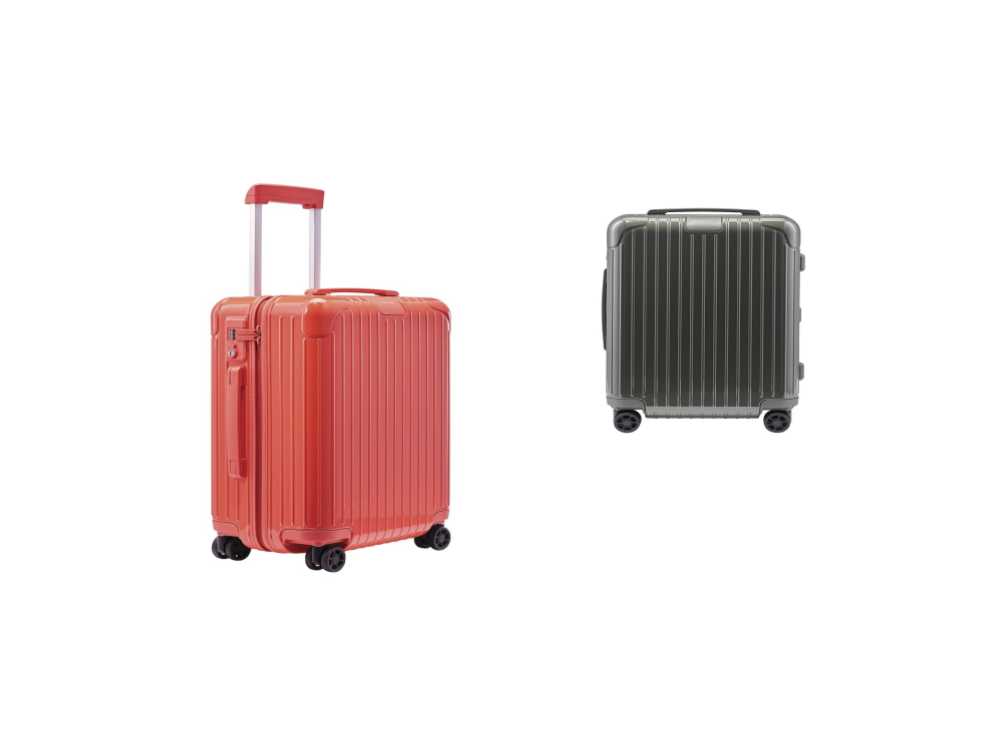 Pick up a New Rimowa Suitcase for Your Late-Summer Travel