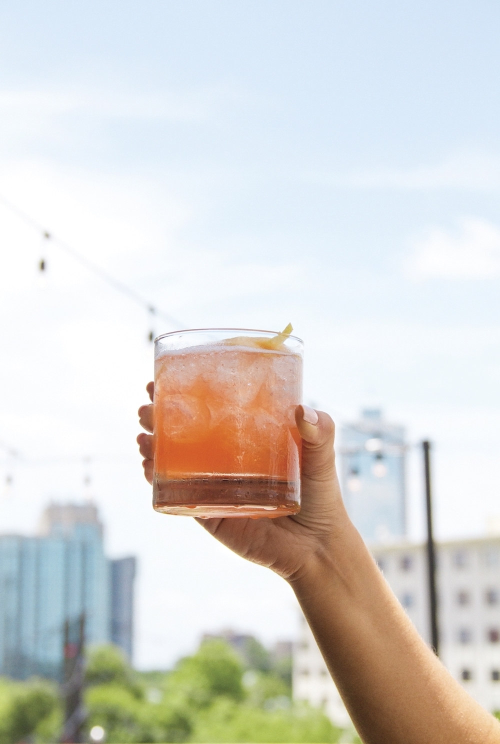 The Buzziest Rooftop Bars for Tippling with a Breeze this Summer