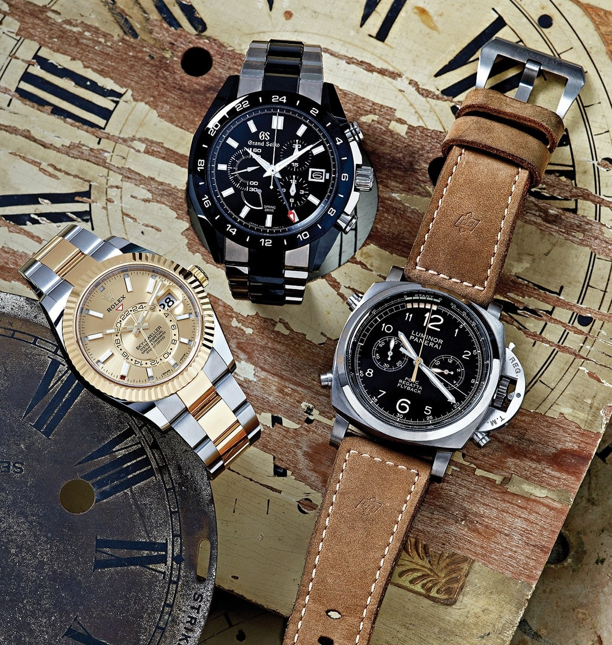 Timeless Time Pieces for Him
