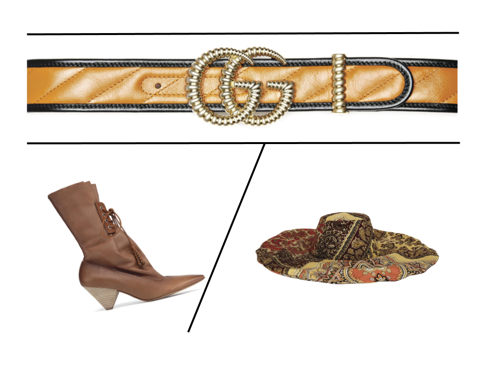 Yeehaw into Summer with These Western-Chic Accessories