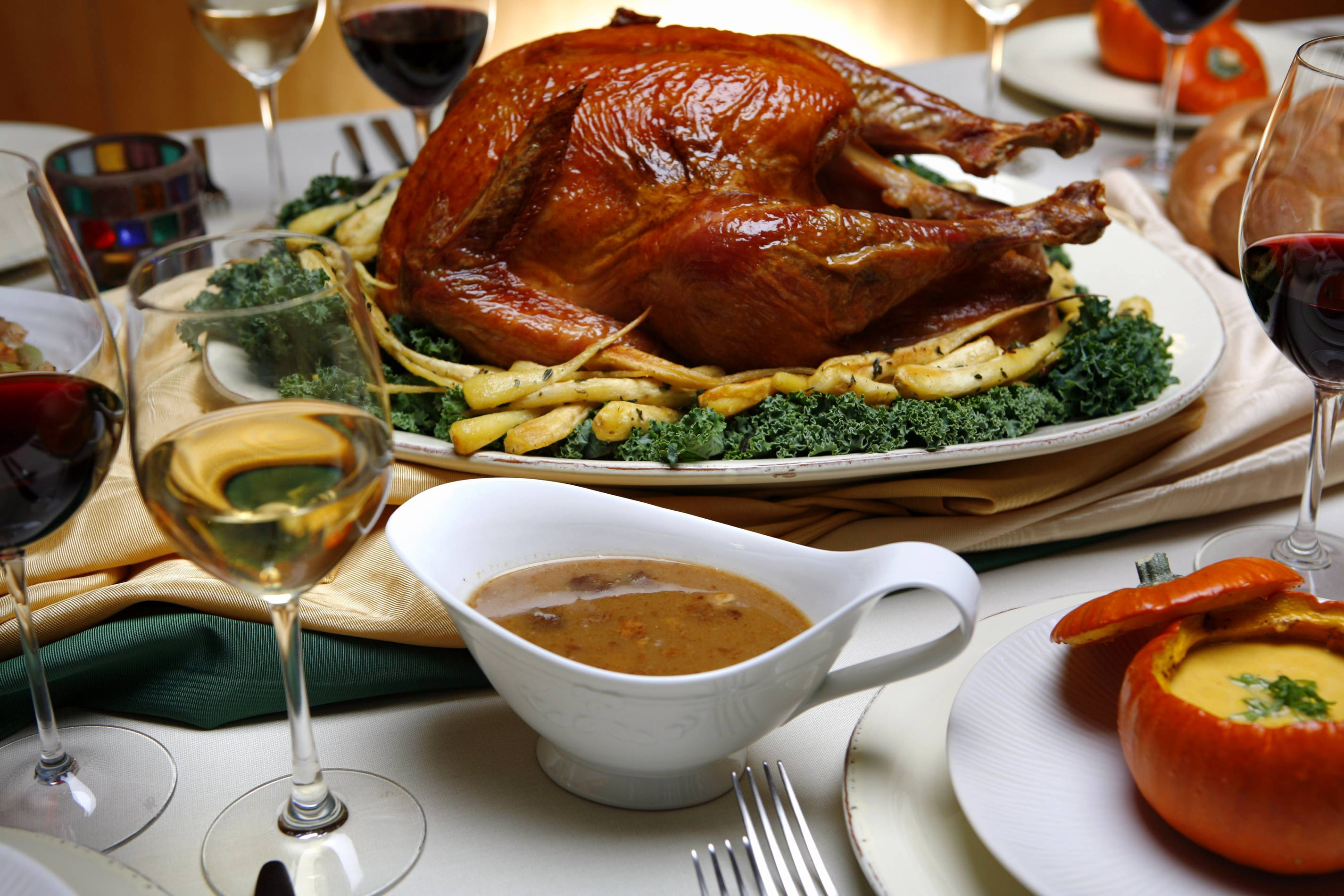 Atlanta Restaurants For Thanksgiving Dinner To Go