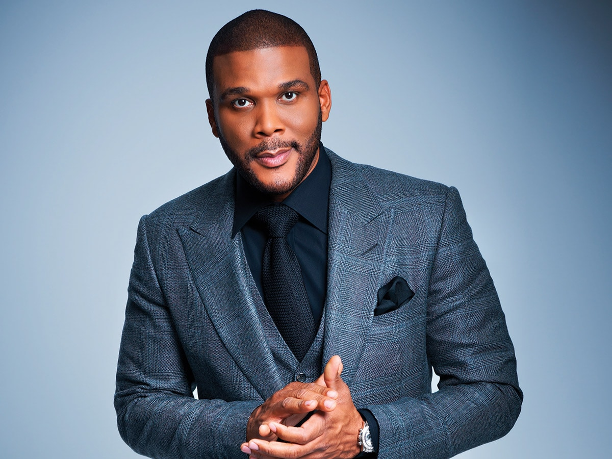 Tyler Perry Talks His New Film Acrimony, Leaving a Legacy, and Why ...